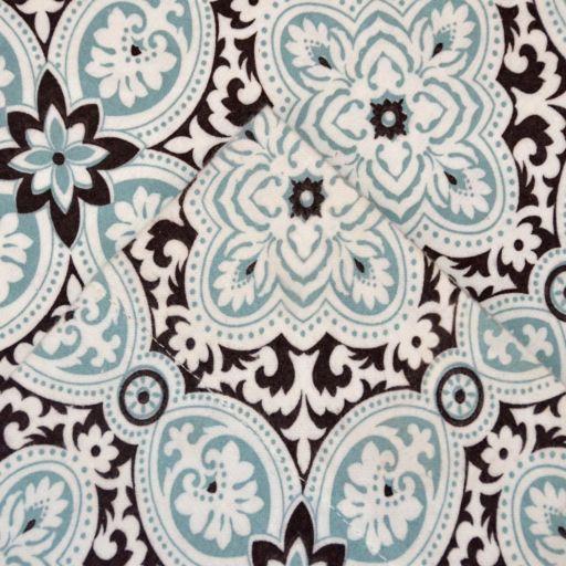 Pointehaven Ankara Flannel Sheet Set