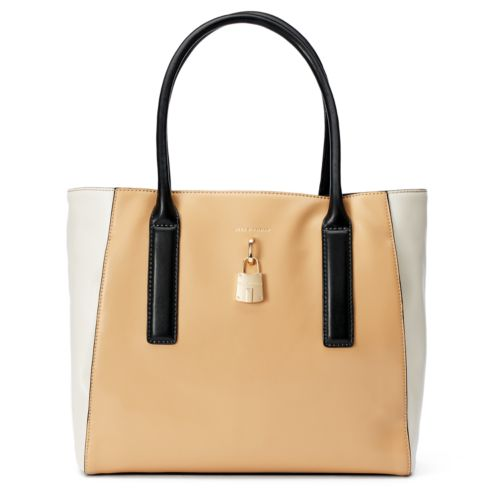 Dana Buchman Paramount Leather Tote