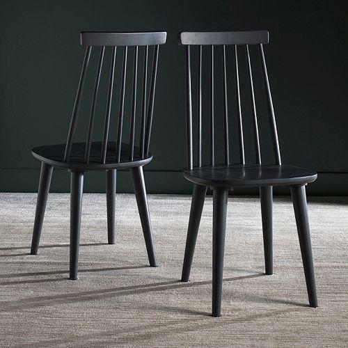 Safavieh Burris Side Chair 2-piece Set