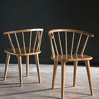 Safavieh Blanchard Side Chair 2-piece Set
