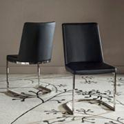 Safavieh Parkston Side Chair 2 pc Set