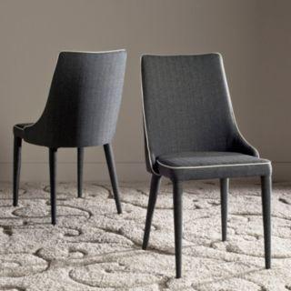 Safavieh Linen Summerset Side Chair