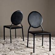 Safavieh Warner Side Chair 2 pc Set