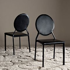 Safavieh Warner Side Chair 2-piece Set