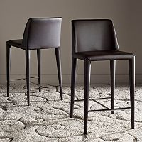 Safavieh Garretson Counter Stool 2-Piece Set