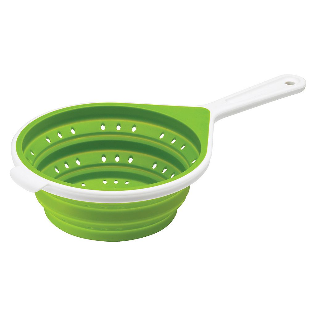 Chef'n SleekStor Collapsible Medium 8-in. Colander