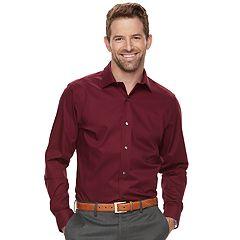 Men's Marc Anthony Slim-Fit Non-Iron Stretch Dress Shirt