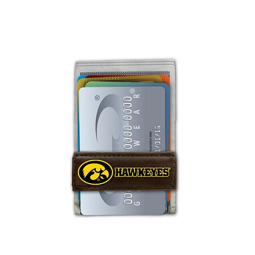 GameWear Iowa Hawkeyes Classic Money Clip