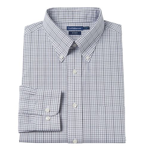 Men's Croft & Barrow® Classic-Fit Dress Shirt