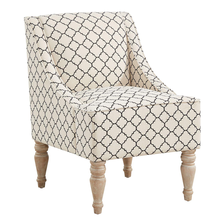 sc 1 st  Kohlu0027s & Charlotte Swoop Arm Accent Chair