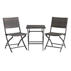 SONOMA Goods for Life™ Folding Bistro Table & Chairs 3 pc Set