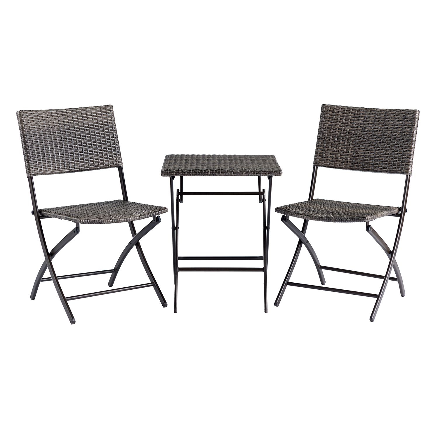 SONOMA Goods For Life™ Folding Bistro Table U0026 Chairs 3 Piece Set