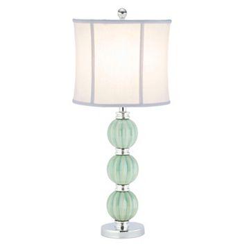 Safavieh Stephanie Globe Lamp