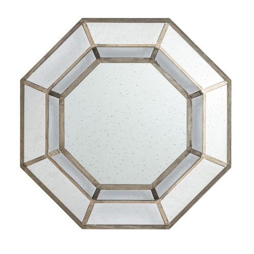 40'' Octagon Wall Mirror