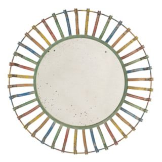 27'' Multi-Color Wall Mirror