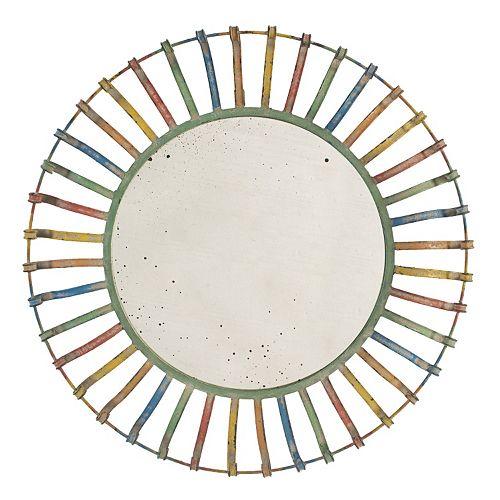 27'' Multi-Color Wall Mirror