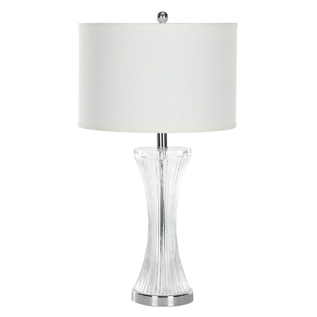 Safavieh Zelda Glass Table Lamp