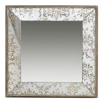 Square Tray Mirror