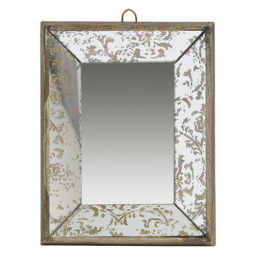 Rectangular Tray Mirror