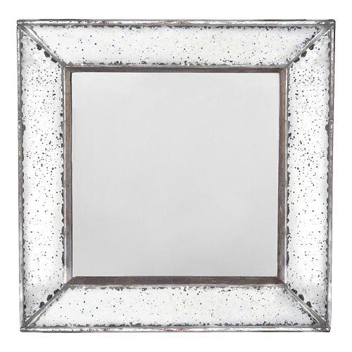 12'' Rustic Wall Mirror