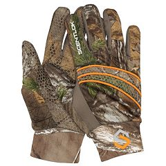 Men's Scent-Lok Savanna Lightweight Shooters Gloves
