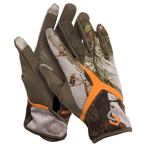 Men's Scent-Lok Full Season Midweight Gloves