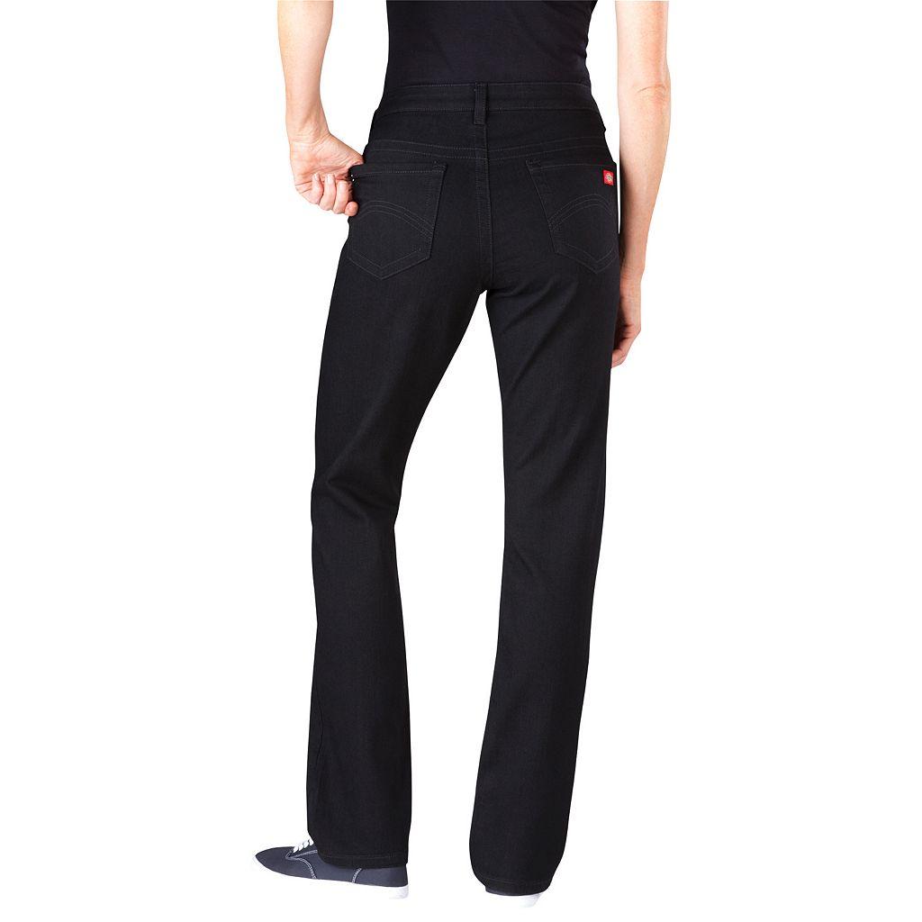 Dickies Slim Fit Straight-Leg Jeans - Women's