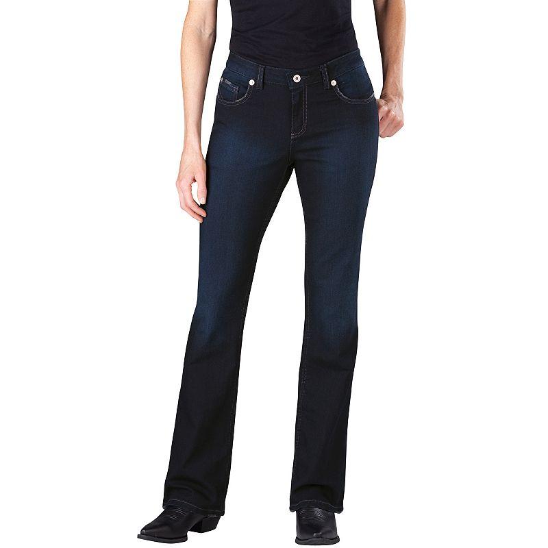Women's Dickies Slim Fit Bootcut Jeans