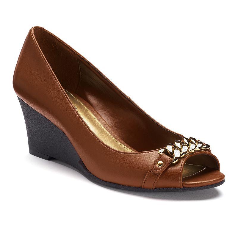 Chaps Pamona Women's Wedge Sandals