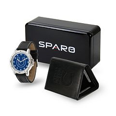 Sparo Indianapolis Colts Watch and Wallet Set - Men