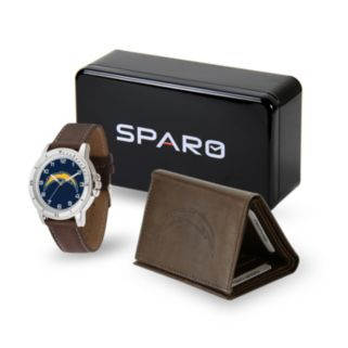 Men's Sparo San Diego Chargers Watch and Wallet Set
