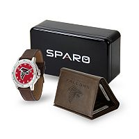 Men's Sparo Atlanta Falcons Watch and Wallet Set