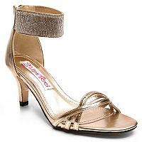 2 Lips Too Too Engaged Women's Ankle Strap High Heels