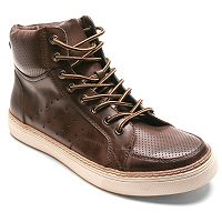 Banana Blues Men's High-Top Sneakers
