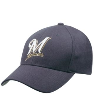 Adult Milwaukee Brewers Wool Replica Baseball Cap