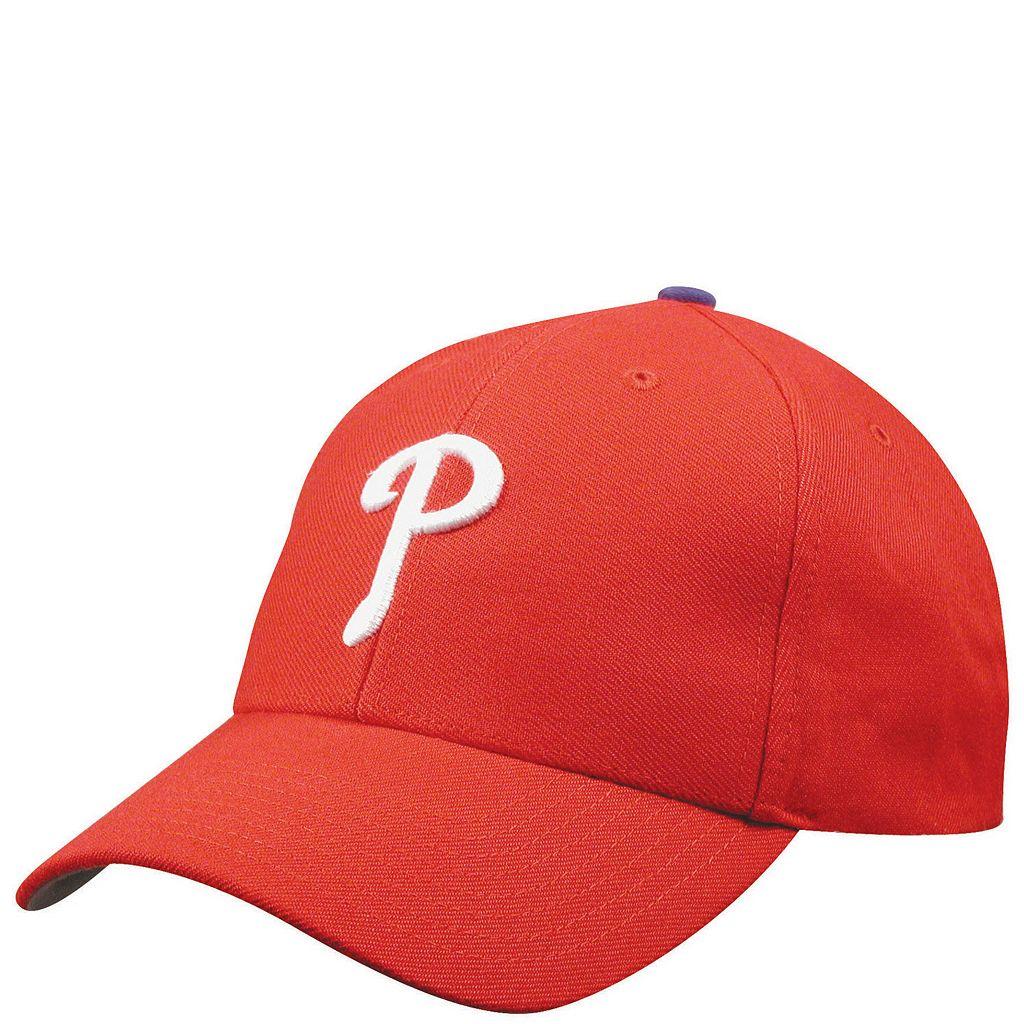 Adult Philadelphia Phillies Wool Replica Baseball Cap
