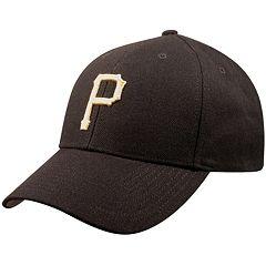 Adult Pittsburgh Pirates Wool Replica Baseball Cap