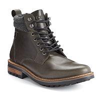 Crevo Pitney Men's Plain Toe Ankle Boots