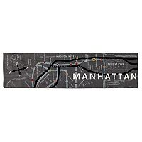 Mohawk® Home Manhattan Map Rug Runner - 2' x 8'