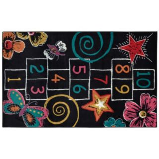 Mohawk® Home Hopscotch Chalk Rug - 5' x 8'