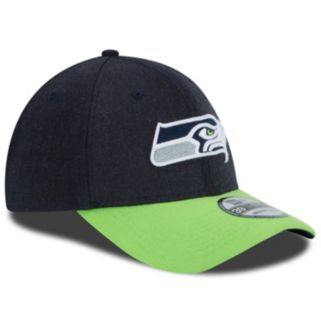 Adult New Era Seattle Seahawks Change It Up 39THIRTY Classic Cap