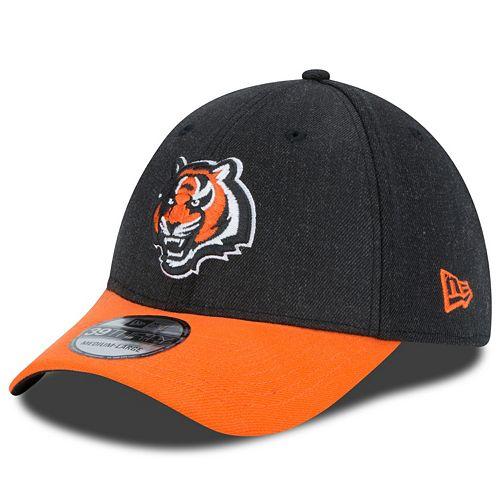 Adult New Era Cincinnati Bengals Change It Up 39THIRTY Classic Cap