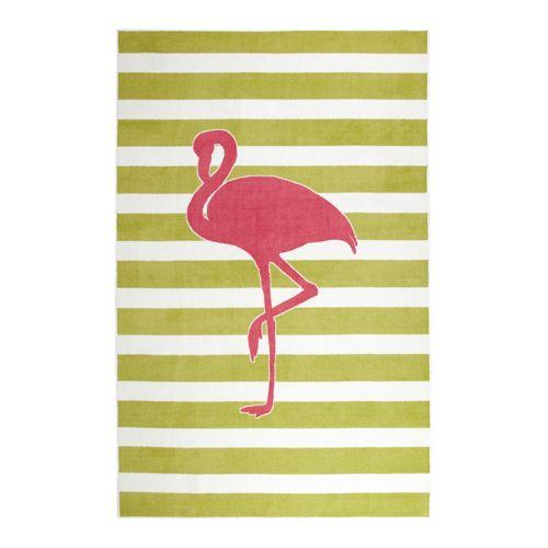 Mohawk® Home Fancy Flamingo Rug – 5′ x 8′