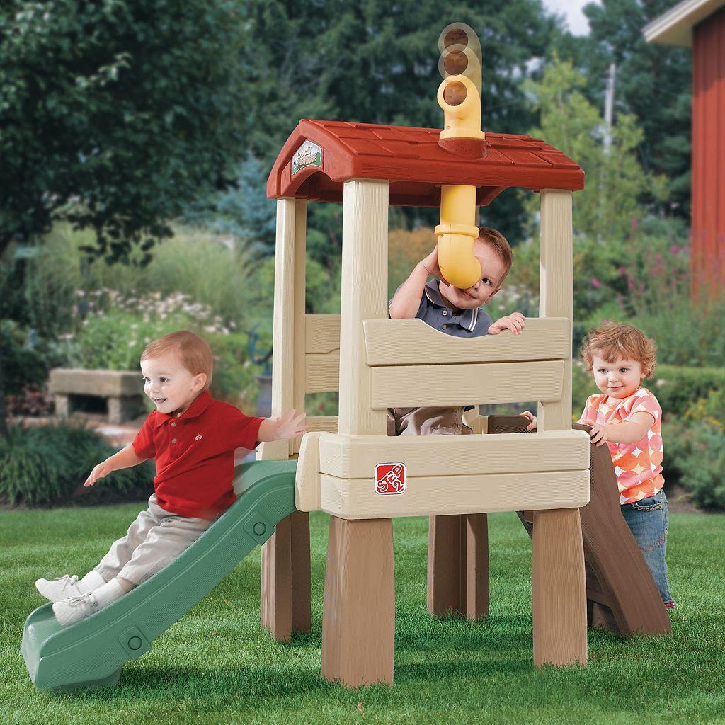 Step2 Naturally Playful Lookout Playhouse