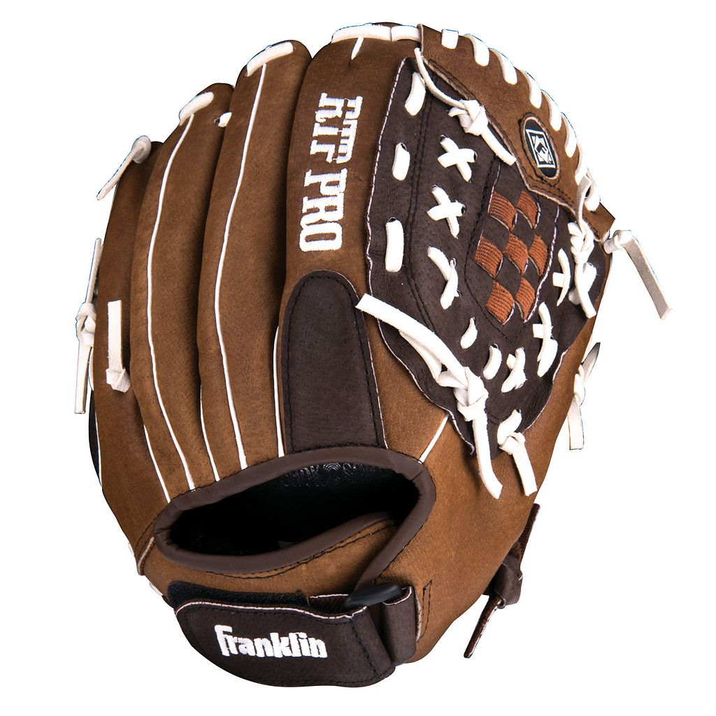 Franklin Adult RTP Pro Series 12-in. Right Hand Throw Baseball Glove