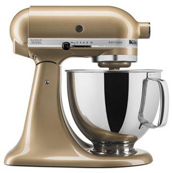 KitchenAid Artisan 5-Qt Stand Mixer + Free Food Grinder