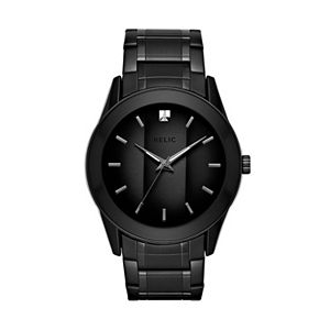 Relic by Fossil Men's Rylan Diamond Stainless Steel Watch
