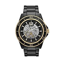 Relic Men's Blake Automatic Skeleton Watch