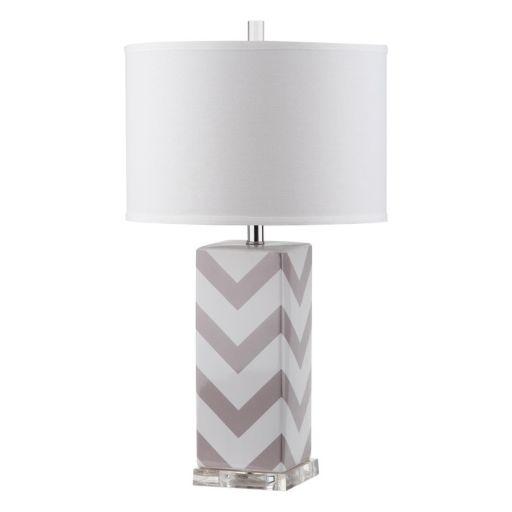 Safavieh Chevron Stripe Table Lamp