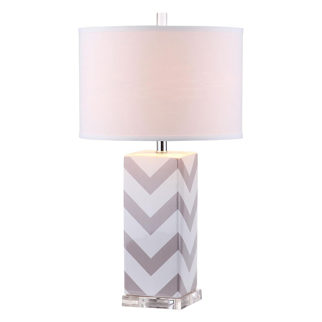 Safavieh Chevron Stripe Table Lamp